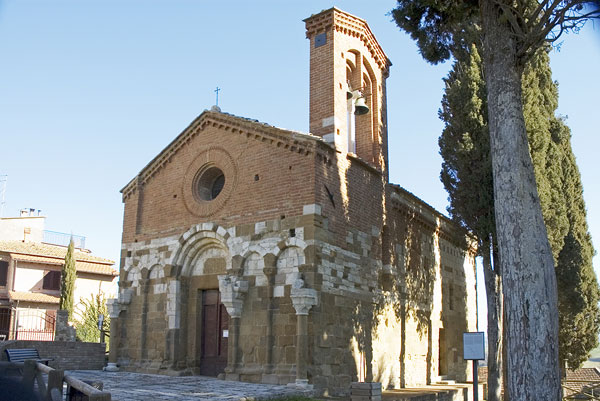 Chiesa San Giovanni DAsso