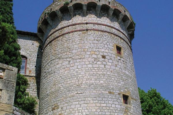 Trequanda torre