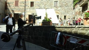 Riprese_film:MarediGrano_Fabrizio_Guarducci_Radicofani_orcia