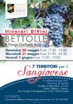 Locandina ItinerariDivini Bettolle chianina
