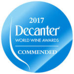 decanter awards commended 2017