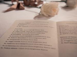 carta dei vini gran cena tartufo
