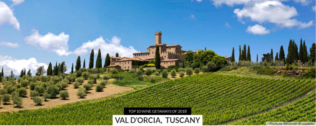 valdorcia top ten wine enthusiast