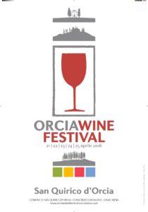 orcia wine festival 2018