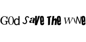 god save the wine logo
