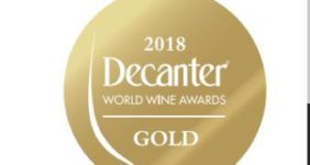 oro decanter awards 2018