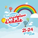 toscana arcobaleno d'estate 2018