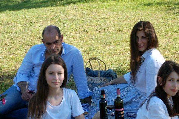 foto famiglia Olivi